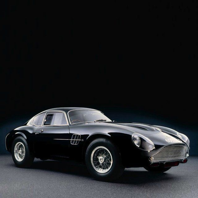 Aston Martin DB4 GT Zagato - The most beautiful car? Top 10?