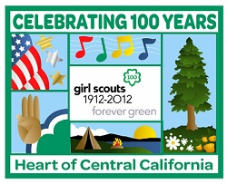 girl scouts heart central california sacramento