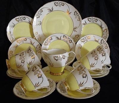 Tea Cake Plate