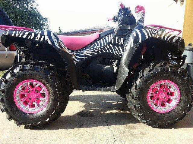 Corty...you think Shawn would do this for yours? lol......I like it but it's not a true 4-wheeler unless covered in MUDDDDD. Oh babe you so about to find out what mammas talking about......lol.....you gonna have a blast!