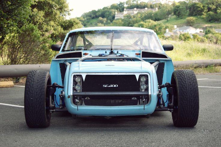 1968 Toyota Corona Hot Rod