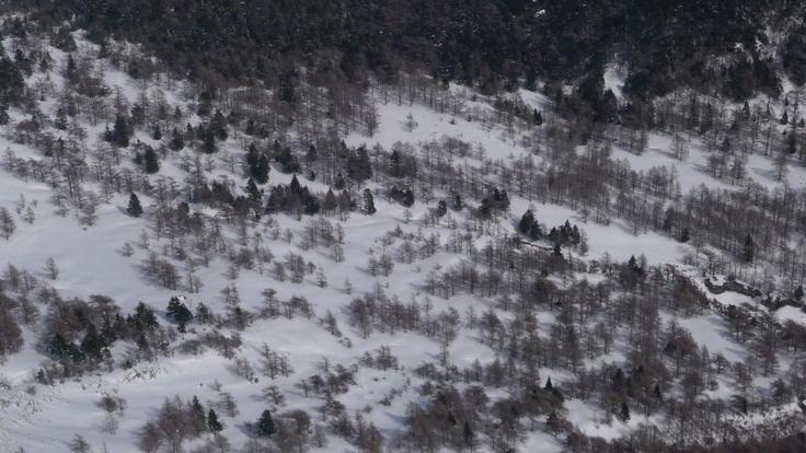 2012 winter  mt.asama