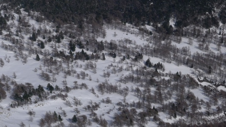 2012 winter  mt.asama