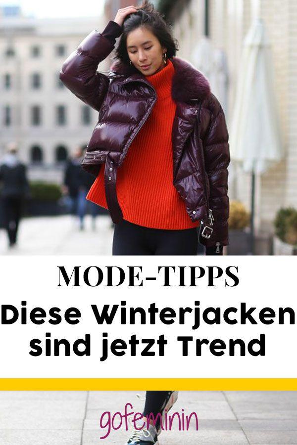 Winterjacken Trends 20192020: Die tragen bald alle