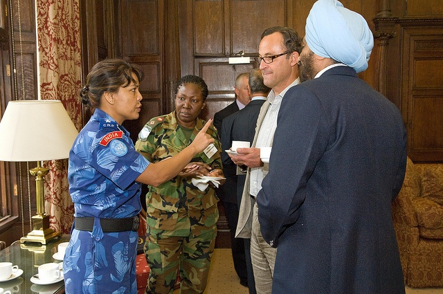 Women targeted or affected by armed conflict.
