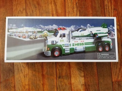 Hess 2014 Toy Truck and Space Cruiser with Scout 50th Anniversary