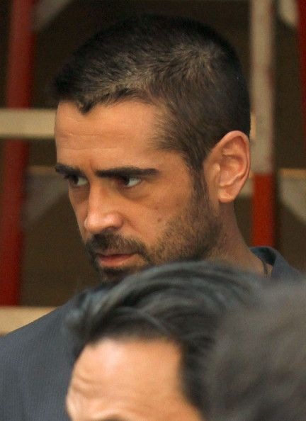 20c671a6d6118 Colin Farrell Photos Photos  Dead Man Down Set Takes Place In NYC ...