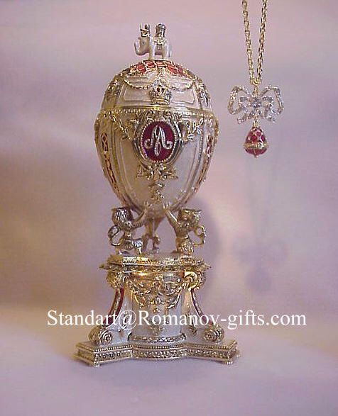 651 best faberge egg 1 images on pinterest faberge eggs russian imperial faberg eggs with necklace that is hidden inside negle Gallery