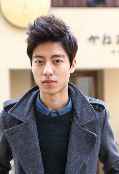 Wondrous 1000 Images About Korean Guys Hairstyles Asian Guys Haircuts On Short Hairstyles Gunalazisus