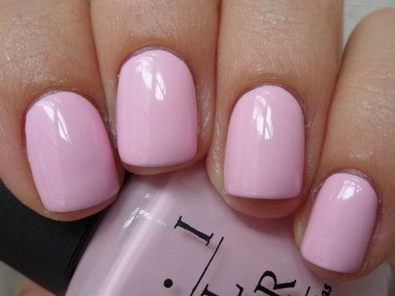 mod about you-opi. My favorite shade of pink.