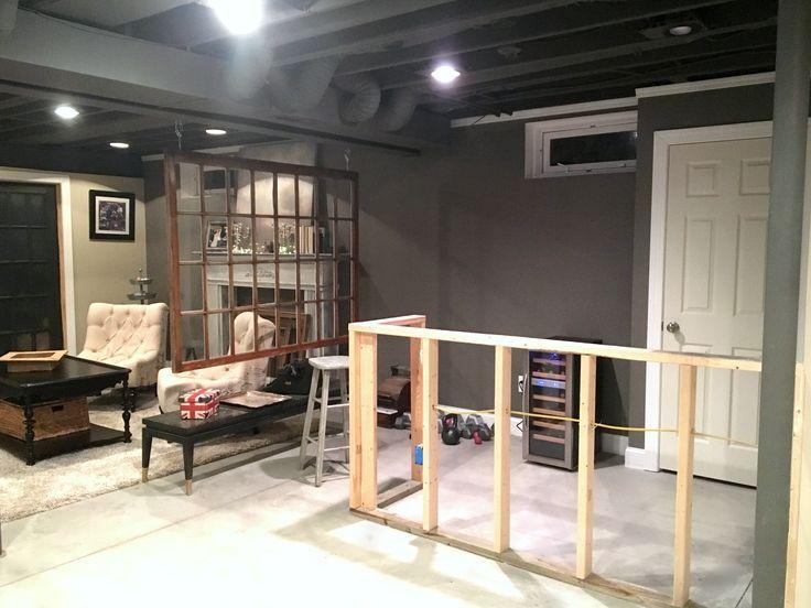 1000 ideas about industrial basement on pinterest industrial lighting rustic light fixtures - Pinterest basement ideas ...