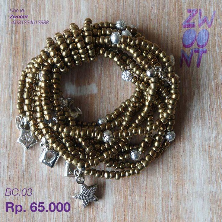 Bohemian Glam in Bronze @Zwoont #supportlocalbrand Indonesia