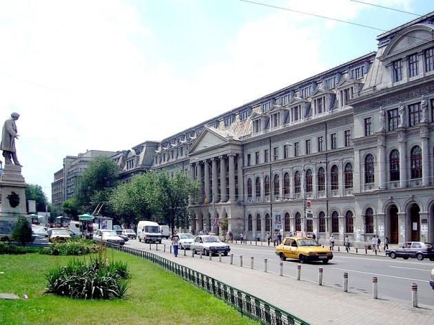 Universitatea Bucuresti -1864