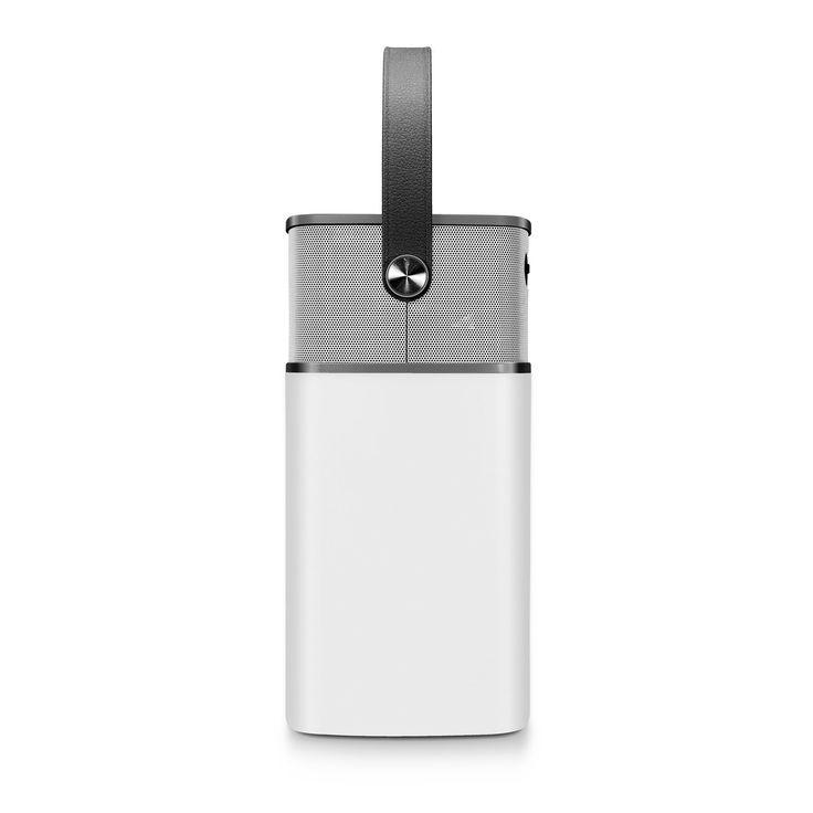 Musiglo Outdoor speaker and lantern
