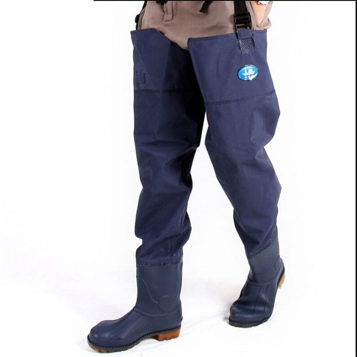 Fishing Boots Shoes Wear-resistant Water Pants Footwear