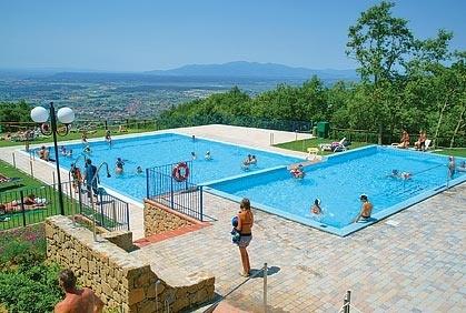 Camping Barco Reale > Lamporecchio (PT) > Toscane > Toscane > Italië