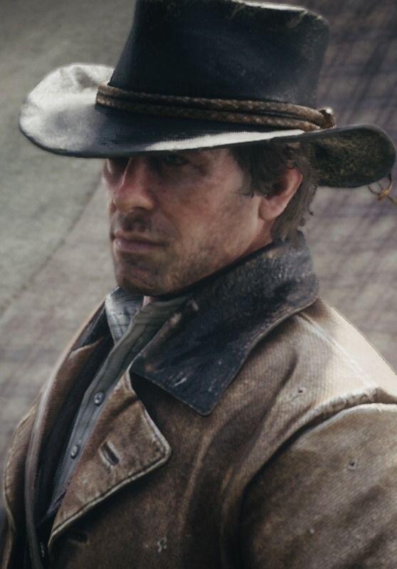Video game, Red Dead Redemption 2, Arthur