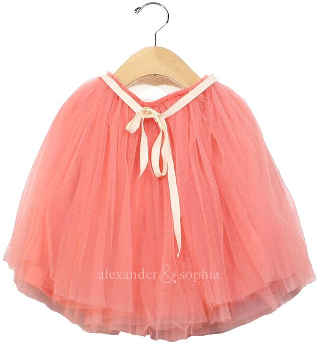 Alexander and Sophia The Willow Skirt