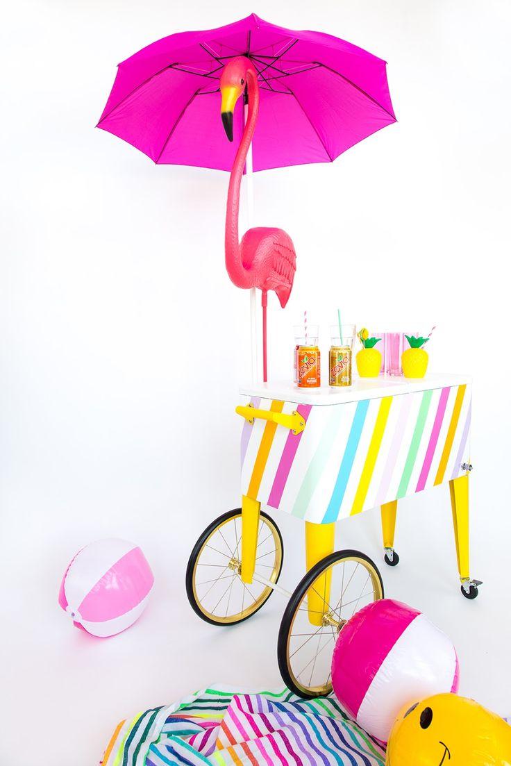 MIEP EN MOOS: Summer Ice Cream Cart