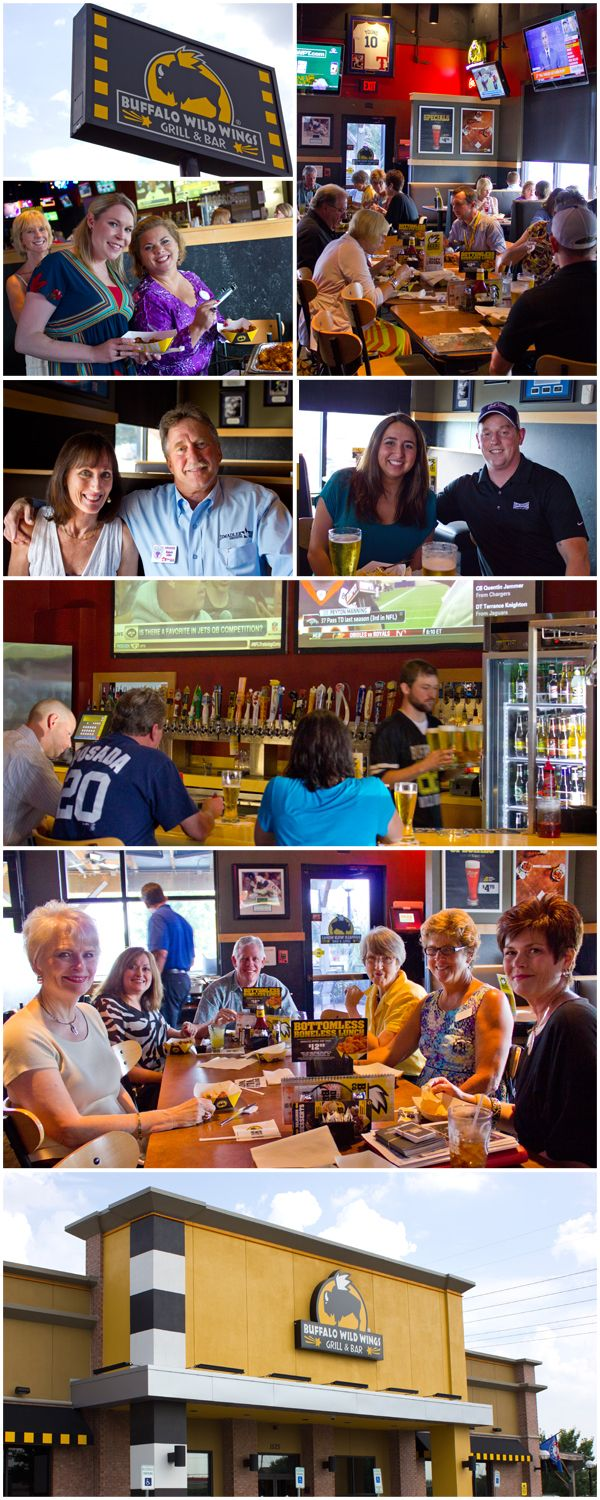 #Business After Hours Mixer - @Buffalo Wild Wings in #GrapevineTX - 7/25/13 - #networking #marketing