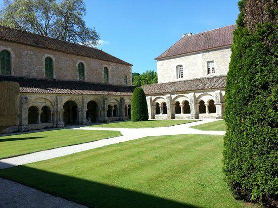 Abbaye de Fontenay - Montbard, Burgundy
