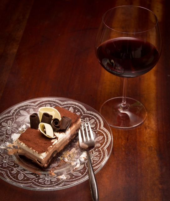 The Food Science of Wine and Chocolate. No, they really don't go together. Erika Szymanski explains why.