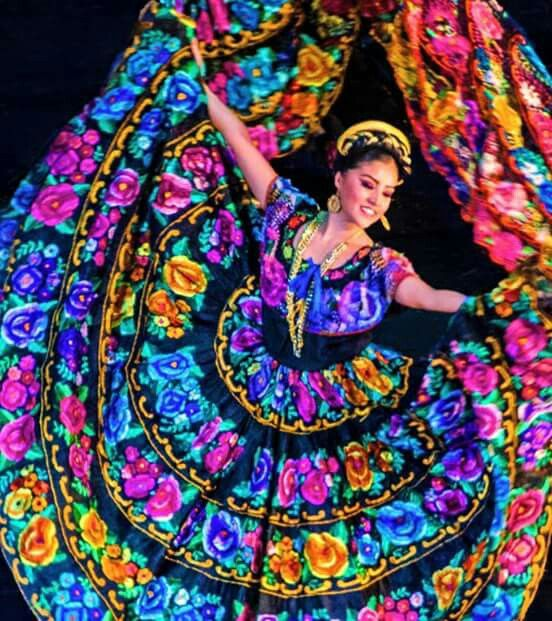Traje regional Chiapas