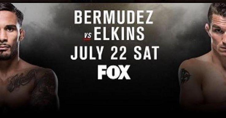 "#ICYMI Darren ""The Damage"" Elkins @darrenelkinsmma got the best of #DennisBermudez at #UFC #FightNight last night taking the W by split decision. Did you see the #fight? What did you make of the judges' call?  #ufcfightnight #ufcfn #weidmanvsgastelum #mma #mixedmartialart #martialarts #mmanews #mlmma #mustlovemma  #susancingari #danawhite #combatsports #boxing #kickboxing #bjj #wrestling #fight #fighter #mmafighter #bermudezvselkins #elkinsvsbermudez #ultimatefightingchampionship #ufconfox…"