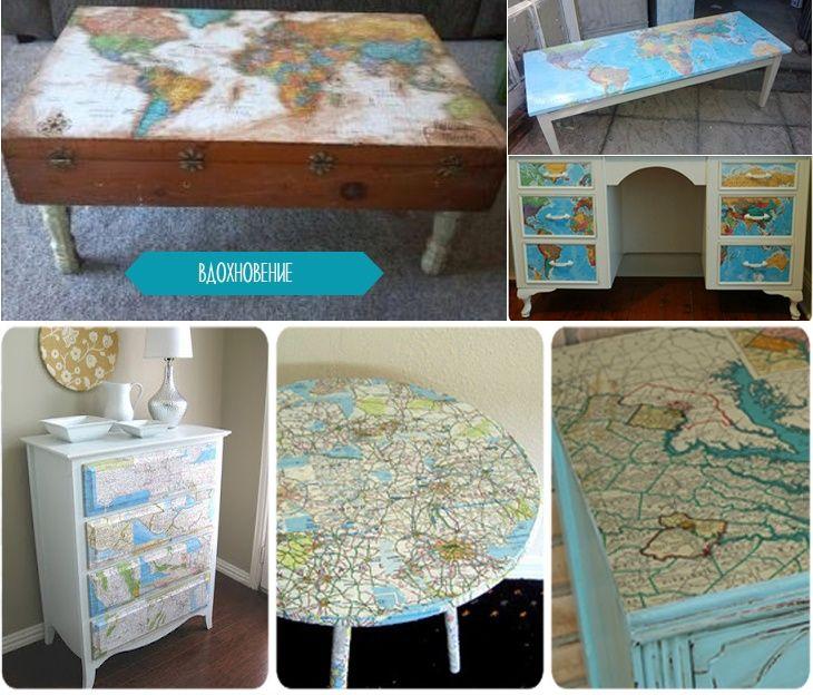 Переделка кухонного стола (мастер-класс) / Мебель / ВТОРАЯ УЛИЦА