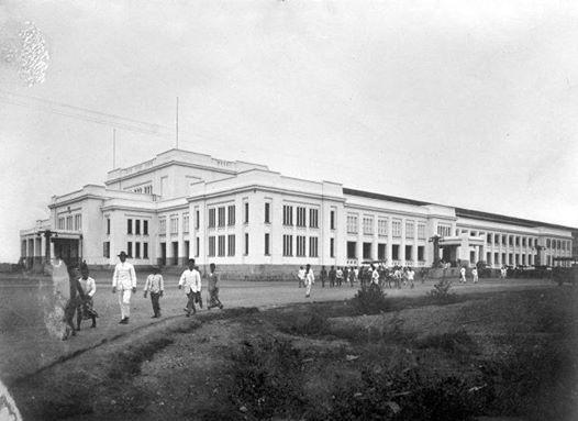 stasiun tanjung priok,1930