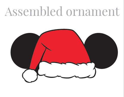 A wreath hung on a front door is a symbol of seasonal good cheer, welcoming family, friends and other visitors into your home for warmth and celebration. Make your favorite Disney characters a part of that tradition by creating your own Minnie-and-Mickey-themed ornaments out of craft foam. Adorn an evergreen wreath with their smiling faces and other festive decorations for a DIY doorway showstopper.
