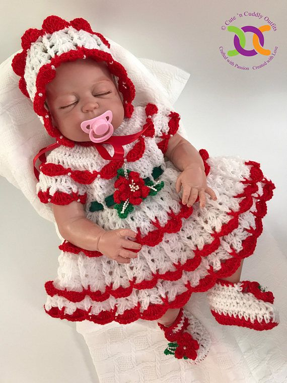Baby Christmas dress, baby Christmas Outfit, #clothing #children #baby @EtsyMktgTool http://etsy.me/2ygq1F0