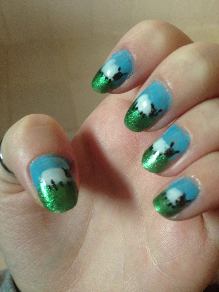 9 best my nail arts images on pinterest nail arts bows and sheep nail art prinsesfo Choice Image