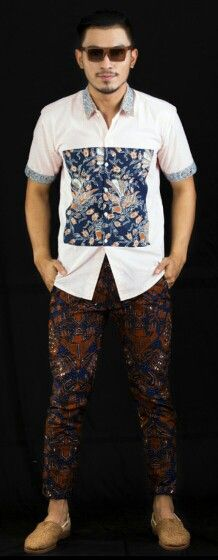 Mavazi men - Batik collections - Javanese hand printing motif