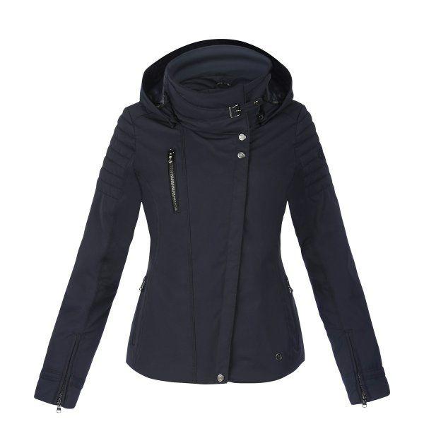 Poivre Blanc | Designer Ski Jacket | Womens Fitted Ski Jacket