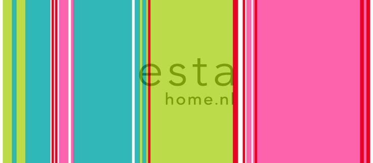 Esta Home Belle Rose on hauska ja naisellinen kokoelma, kirkkain ja värikkäin mallein. Mallisto sisältää pilkkuja, paisleykuvioita ja pastelliraitoja. Esta Home-brändille tyypillinen design ja värimaailma tuovat sisustukseen tyyliä. Tapetin rullakoko 0,53 x 10,05 m. Tapetissa on vapaa kohdistus. Huomioithan, että värisävyt voivat vääristyä tietokoneen näytöllä. Tarkista värisävy ja kuviosovitus mallikirjasta.