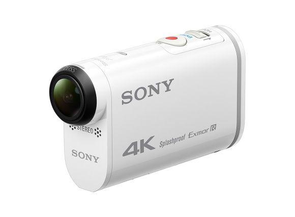 Action Cam 4K Ultra HD FDR-X1000V