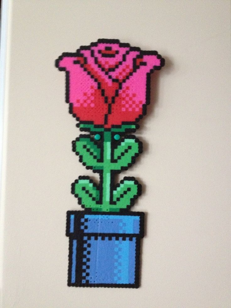 291 best kawaii perler bead images on pinterest