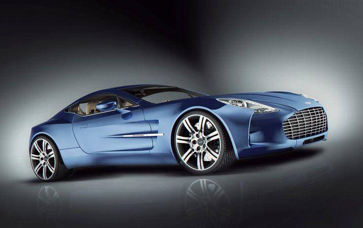 Sublime Aston One 77