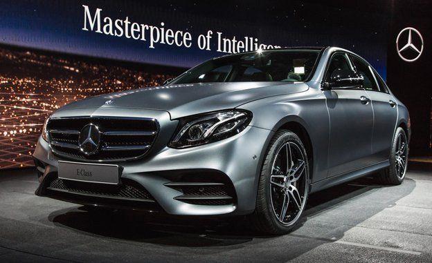 2017 Mercedes-Benz E-class Photos and Info – News – Car and Driver