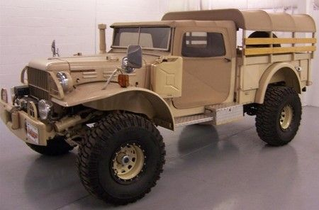 Dodge M37 Power Wagon