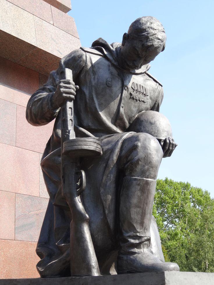 Soviet Memorial, Treptower Park, Berlin. September 2014.