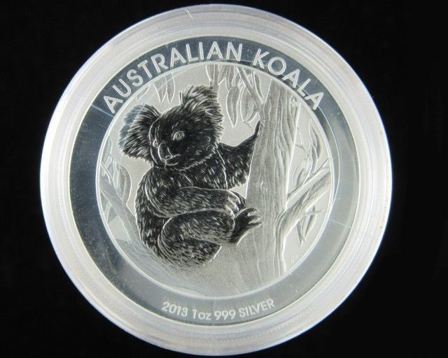 2013 Koala One Ounce Roll 20 Silver Coin In 2020 Silver Coins Silver Bullion Silver