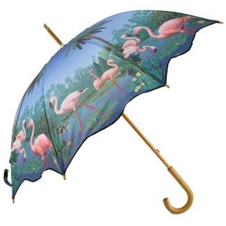 umbrella with pink flamingos absolutely beautiful umbrella