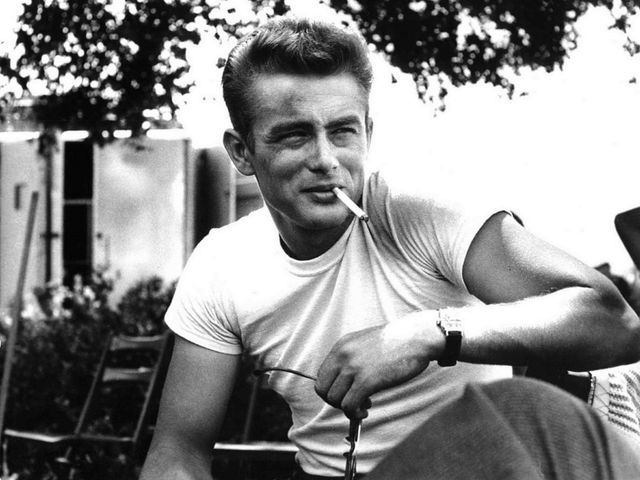 """James Dean, the ultimate rebel without a cause! You are adventurous, sexy, rebellious and you love a boy that pushes the boundaries. There's just something about """"bad boys"""" that was always exciting for you and you'll never settle for a run-of-the-mill guy. You don't want a nice guy with a good job and decent salary. ! He was a cultural icon of disillusionment and rebellion. You two had the best, most adventurous time together."""