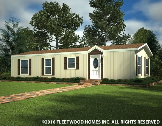 Bennett Model Home | Factory Expo Outlet Center has a variety of brand new manufactured homes and mobile homes for sale at an unbeatable value. Call us today! 1-800-897-4321