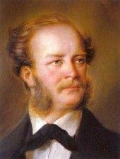 Jiří Jan Jindřich Buquoy, syn J.F.A. Buquoye, portrét z expozice Státního hradu Nové Hrady