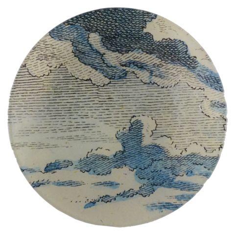 John Derian Company Inc — Clouds - Neopolitan Horse