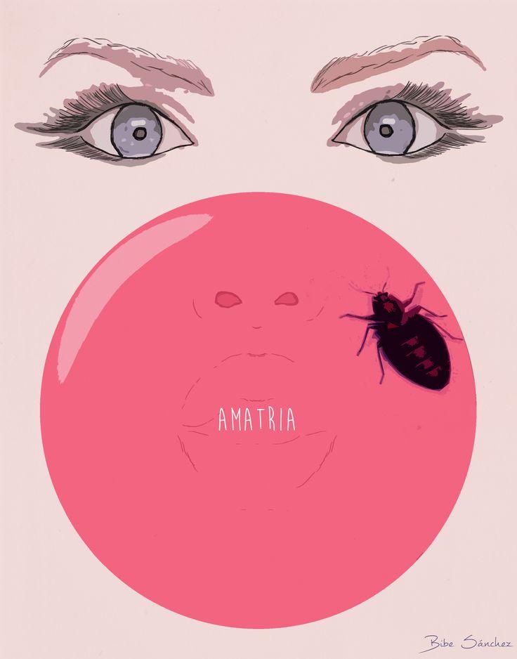 Amatria (Ilustración)