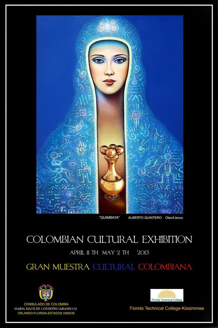 Colombian Cultural Exhibition - Orlando - Gran Muestra Cultural Colombiana  April 11th - May 2nd 2013 Consulado de Colombia en Orlando - Maria Matilde Londoño Jaramillo Twitter / ColombiaNosUne: El Consulado de Colombia en ...
